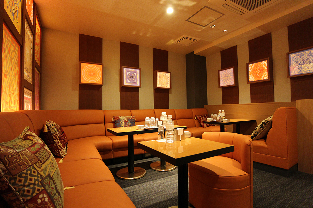 CLUB HERMINE 新横浜【エルミネ シンヨコハマ】(新横浜)の店内画像