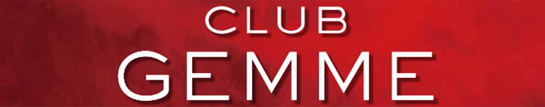 CLUB GEMME【クラブ ジェム】(立川)のロゴ