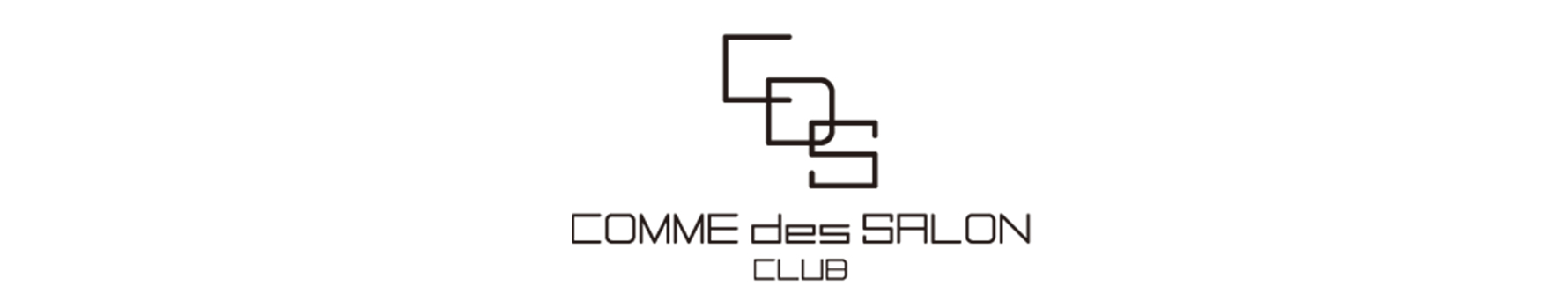 コム・デ・サロン(川崎)のロゴ