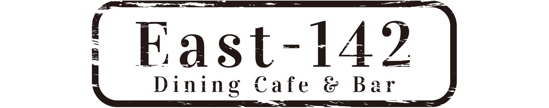 East-142【イーストイチヨンニ】(池袋)のロゴ